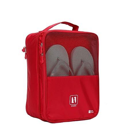 c4fa01207280 Amazon.com: Zhijie-snd Travel Shoe Storage Bag Shoes Holder ...