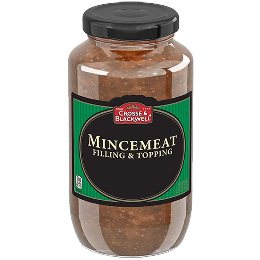 Crosse and Blackwell Mincemeat Plain 29 Ounce 2 Pack