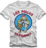 Bisura T-Shirt Breaking Bad Los Pollos Hermanos By