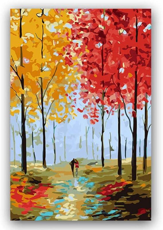 foto de WACYDSD Coloriage Bricolage Images par Numéros avec La Couleur ...