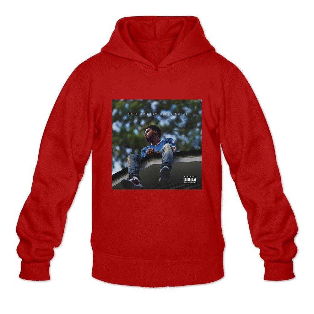 Cole Mans 100/% Cotton Hoodies VAVD 2014 Forest Hills Drive J
