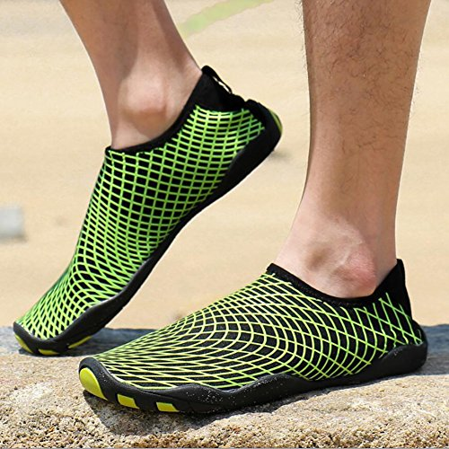 Spandex Snorkeling de Unisex Swimming Wearable Zapatos Shoes de Segundo Beach Upstream Agua Secado Yoga Antideslizante Athleisure Rápido zwddBO