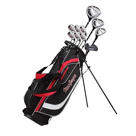 MacGregor CG2000 - Bolsa de Golf para Hombre, Color Negro y ...