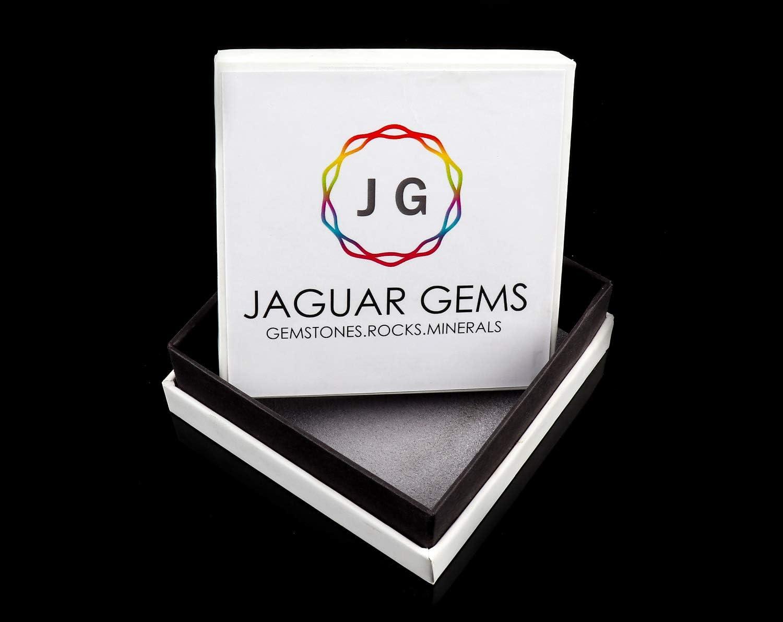 Aquamarine Supply Good Luck Stone Natural Gemstone Loose Gemstone Chakra Healing Drilled Rough Crystals Jaguar Gems 25 cts Raw Aquamarine Stone Jewelry Making Birthstone Crystals