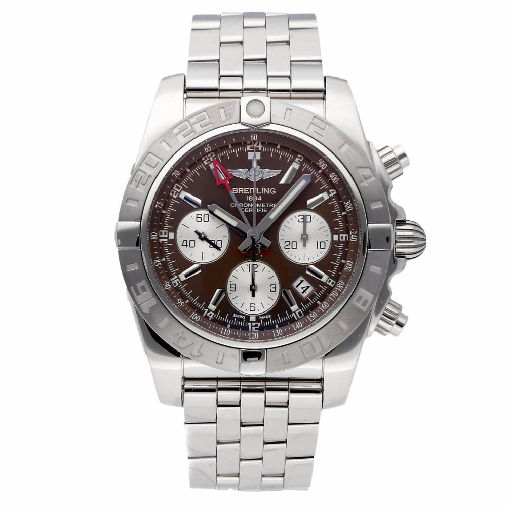 Breitling Chronomat automatic-self-wind mens Watch AB0420 (Certified Pre-owned) by Breitling (Image #2)