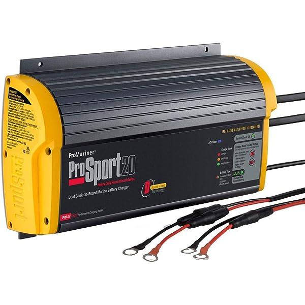 ProMariner 43012 ProSport 12 Cargador de batería de 12 ...