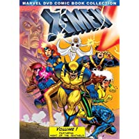 Deals on X-Men: Volume One (Marvel DVD Comic Book Collection)