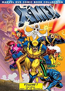X-Men: Volume One (Marvel DVD Comic Book Collection)
