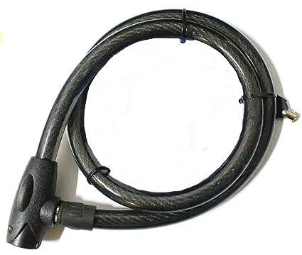 aurstore Basa Cable antirrobo, para Bicicleta/Scooter/Motos/Portal ...
