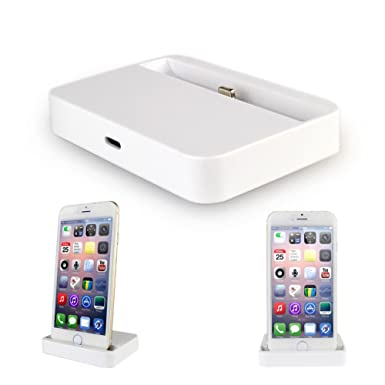 Ckeyin® Cargador Base Dock docking station Para Apple iphone 6