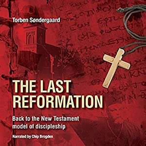 The Last Reformation Hörbuch