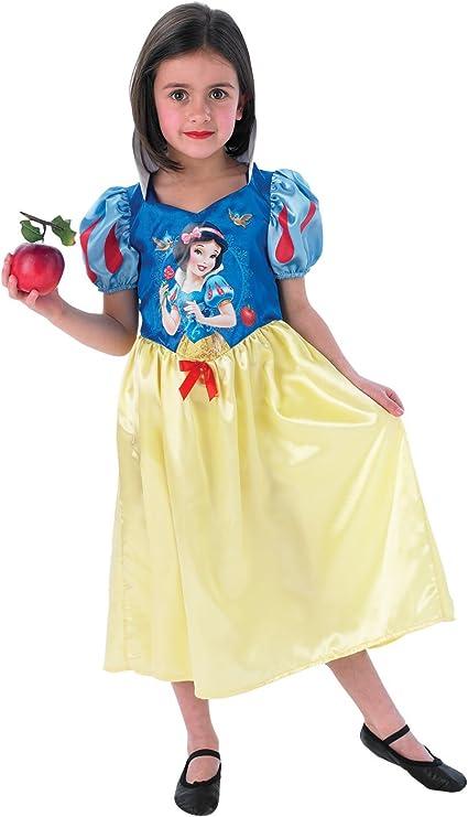 Disney - Disfraz de nieve para niña, talla M (5-6 años) (I-889552M ...