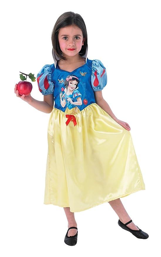 Rubies Disney - I-889552l - Disfraces clásicos para niños - Cuentos - Blancanieves - Talla L