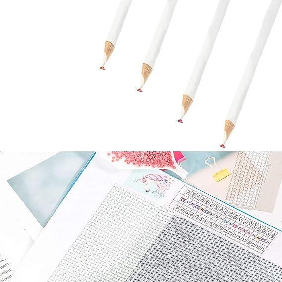 Drilling Mud Glue Clay Tool Diamond Painting Point Drill Pen Sticking DIY Kits