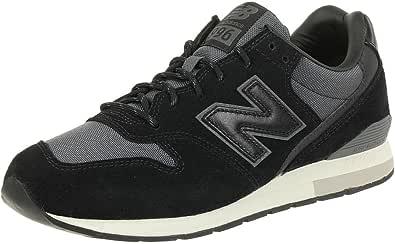 New Balance - 996 - MRL996MS - Color: Black - Size: 6.5 : Amazon ...