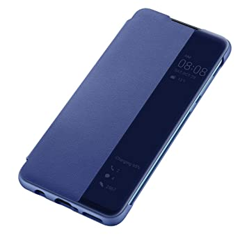 sports shoes 16aa9 1b98a Huawei P30 Lite Smart Flip Cover Blue