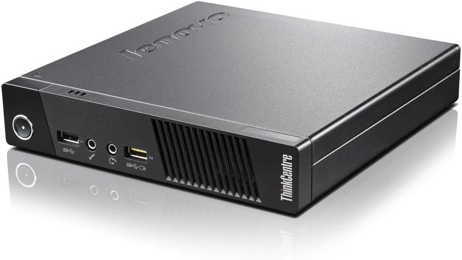 Lenovo ThinkCentre M53 10DC001JUS Desktop (Black)