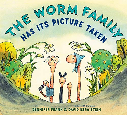 Book Cover: The Worm Family Has Its Picture Taken