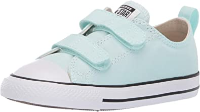 turquoise converse kids