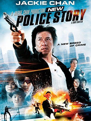 Amazon Com New Police Story Jackie Chan Nicholas Tse