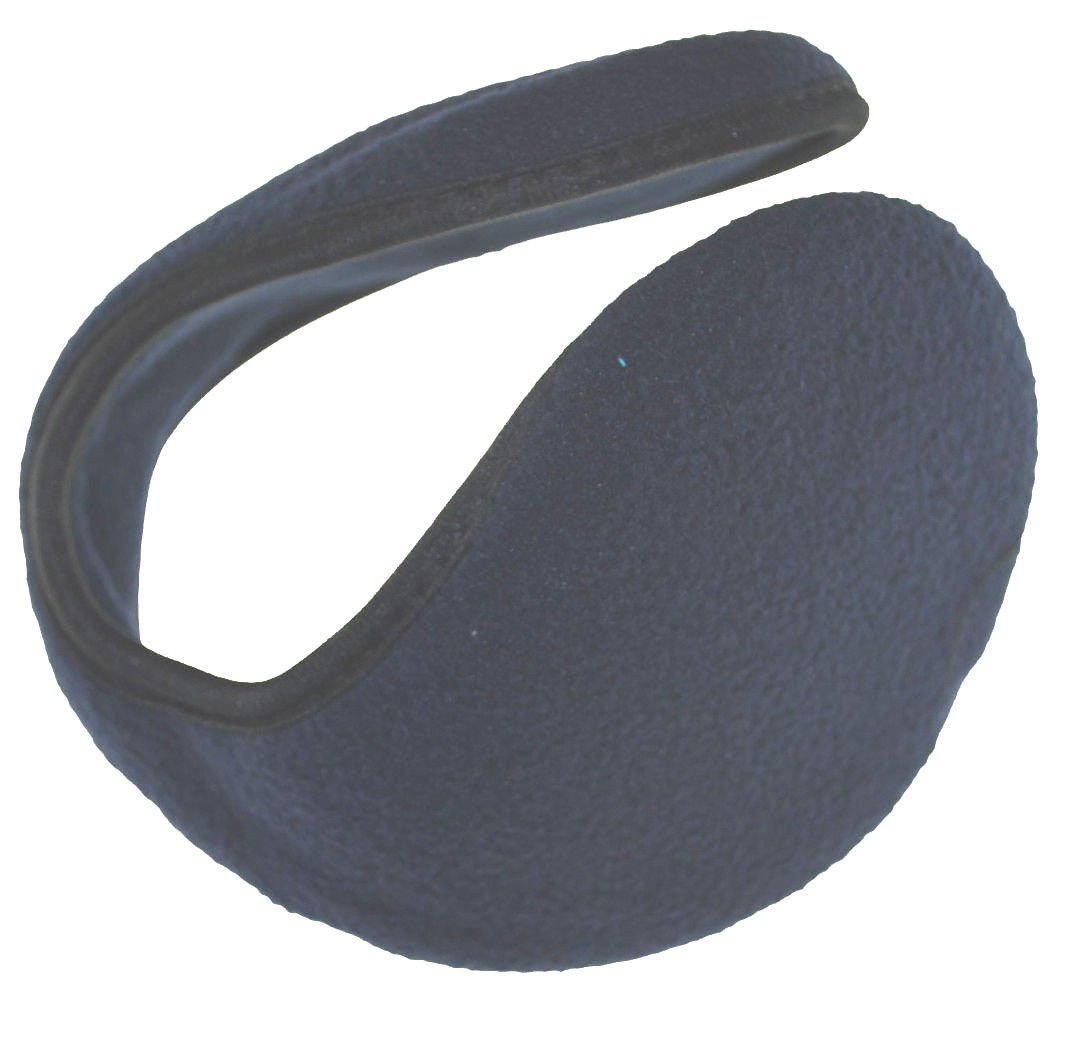Solid Ear Muff Navy Blue by SW (Image #1)