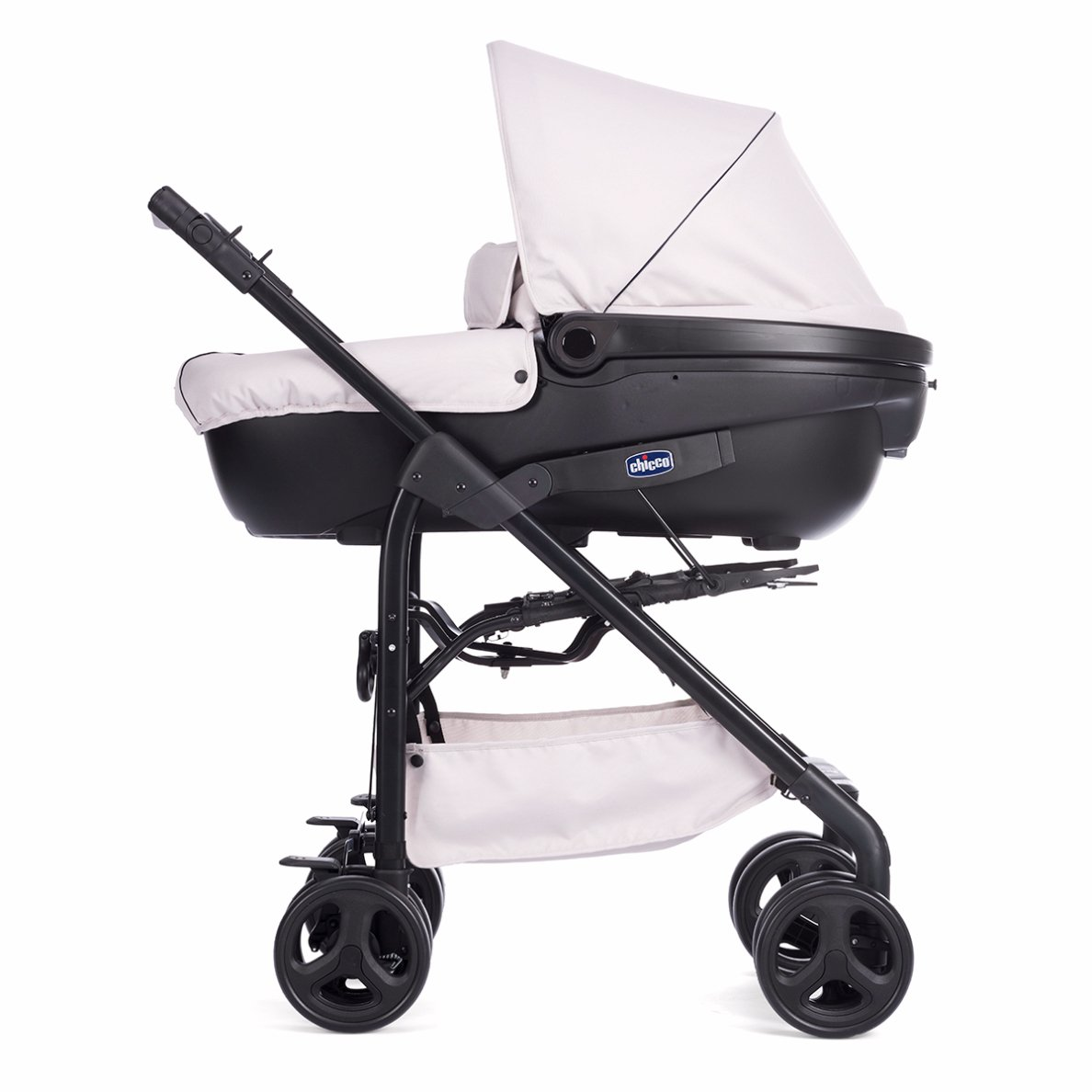 Trio Sprint Sandshell carrozzina-passeggino-ovetto Modello 2018