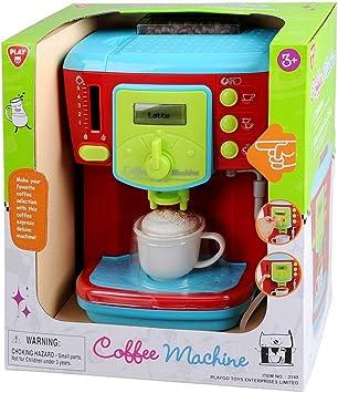 Niños Cafetera Eléctrica/cafetera automática/capuchino/Latte ...