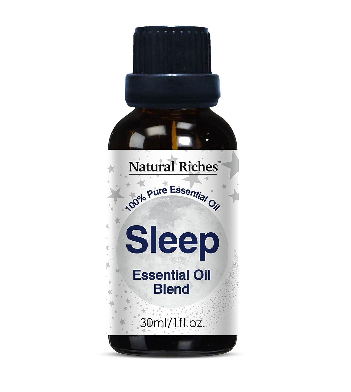 Natural Riches Sleep Essential Oil Blend, 1Fl. Oz