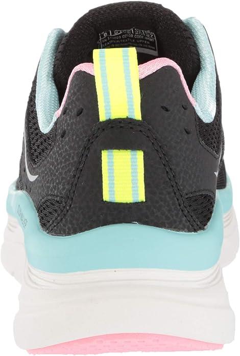 Skechers Dlux Walker, Zapatillas Mujer: Amazon.es: Zapatos y complementos