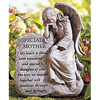 Amazoncom Special Mother Memorial Garden Angels Patio Lawn