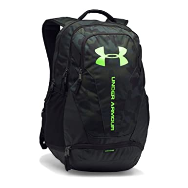 a40ad6e46 Under Armour Hustle 3.0 Water Resistant Backpack, Waterproof Bag ...