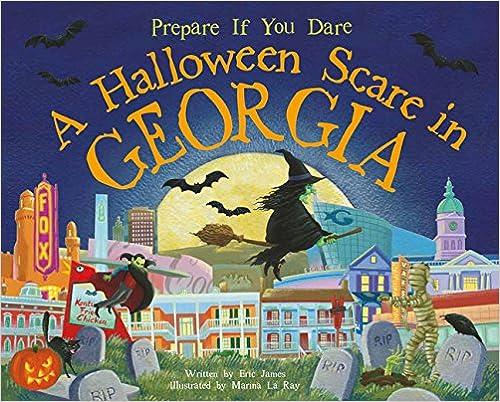 Ilmainen eBook lataukset karhunvatukka A Halloween Scare in Georgia 1492605883 by Eric James PDF
