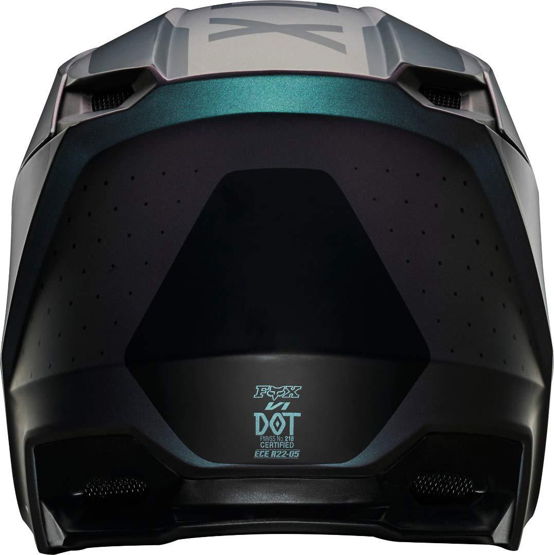Fox Helmet V-1 Weld Se Black Iri