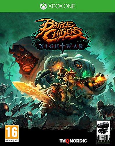 Xbox1 Battle Chasers  Nightwar  Eu
