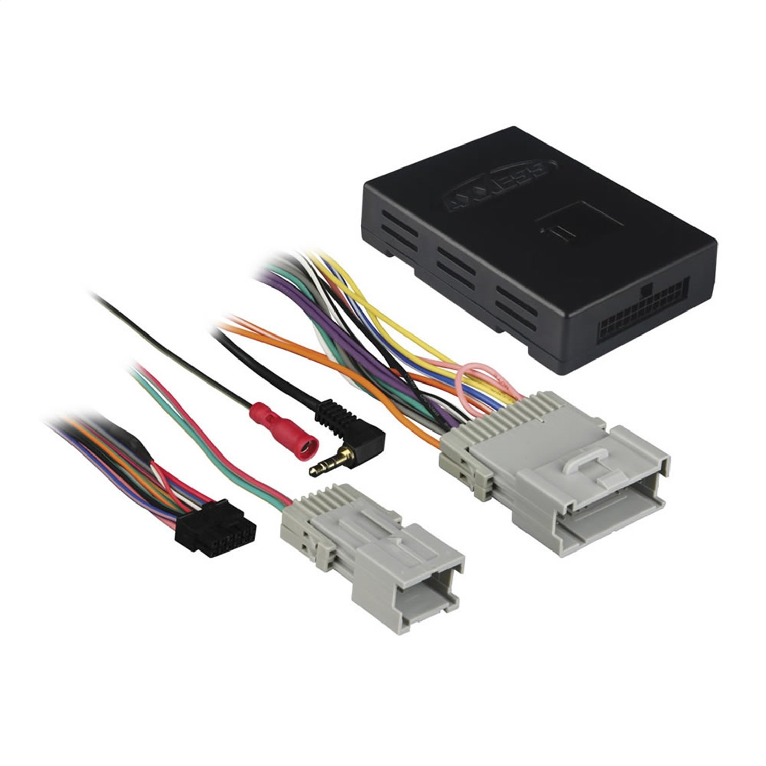 Stereo Harness Saab Wire Labeled Metra Gmos Onstar Interface For Gm Systems