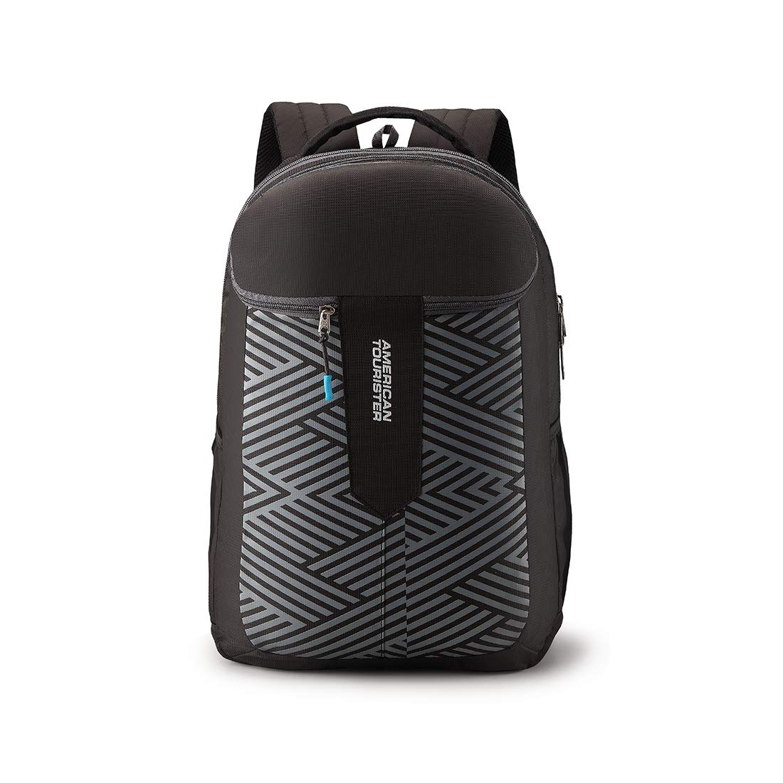 American Tourister Crone 29 Ltrs Black Casual Backpack (FG8