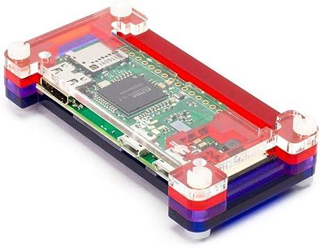 Inky pHAT EIN energiesparendes hochfeines rot//schwarz//wei/ßes elektronisches Papierdisplay f/ür Ihren Pi!