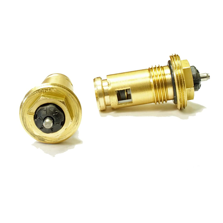 Stabilo-Sanitaer Heizk/örperventil Oventrop Heizk/örper Ventileinsatz GH M30 x 1,5 Ventil Thermostat Einsatz 1//2 Zoll Thermostatventil