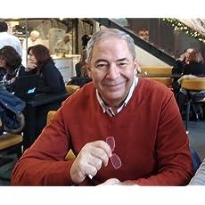 Juan Carlos Garrido del Pozo, autor de 'La senda de Prometeo' - Cine de Escritor