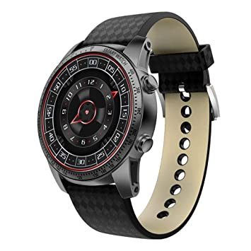 MINSINNY Reloj Inteligente Smart Watch Teléfono 3G WiFi GPS ...