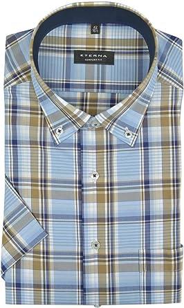 Eterna - Camisa de Manga Corta (3339/18 K14L), diseño a ...