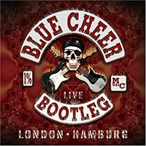 Live Bootleg:London Hamburg