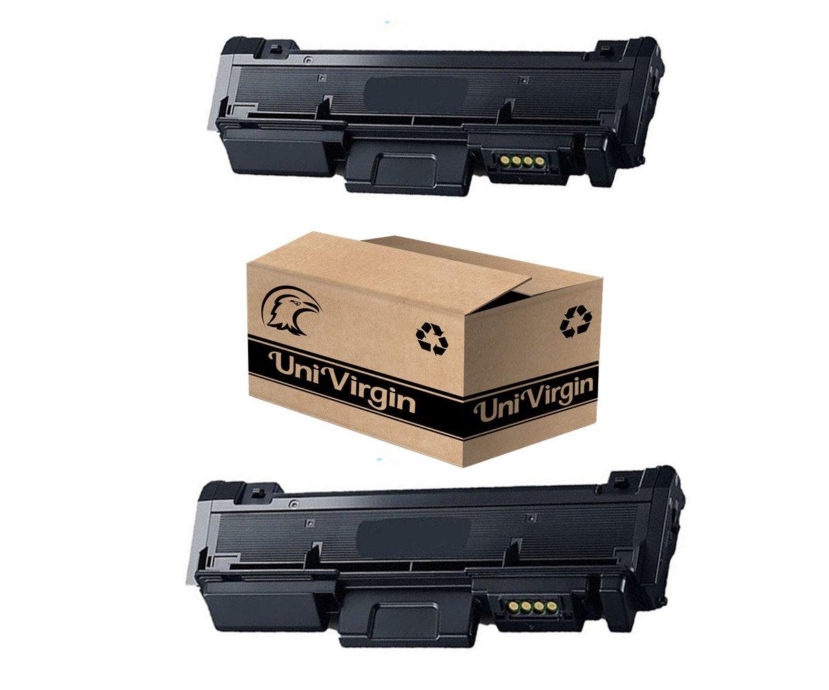 UnVirgin Compatible Samsung MLT-D116L Toner Cartridge for SL-M2625D SL-M2675F SL-M2825DW SL-M2835DW SL-M2875FD SL-M2875FW SL-M2885FW Printers - 2 Pack Univirgin Inc.