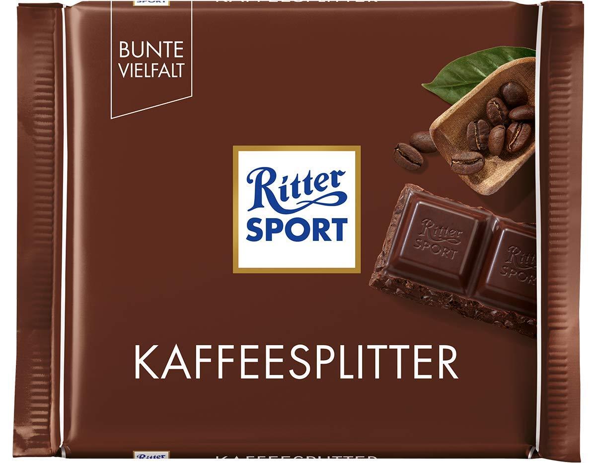 Ritter Sport Coffee Splitter (12 x 100g) - dark