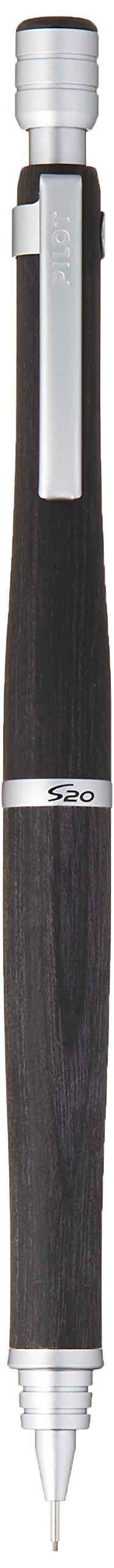 Pilot Portaminas, S20, 0,5 mm, Negro (HPS-2SK-B5)
