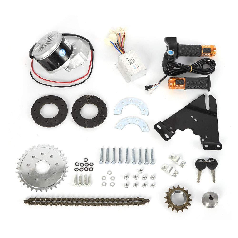 SHZICMY - Kit de Motor para Bicicleta eléctrica (250 W, 24 V): Amazon.es: Deportes y aire libre
