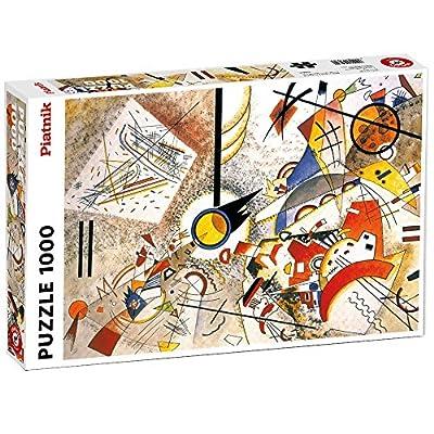 Piatnik 5396 Kandinsky Bustling Aquarelle Puzzle Da 1000 Pz