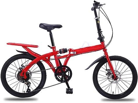 XYSQ Velocidad Variable Plegable Bicicletas Montaña De ...