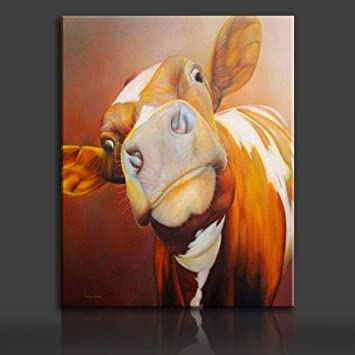 Diy Pre Printed Canvas Oil Painting Gift For Adults Kids