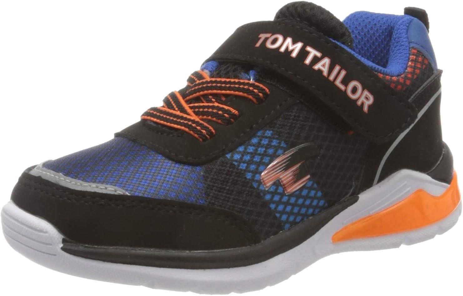 TOM TAILOR Unisex Kinder 8070101 Cross-Trainer